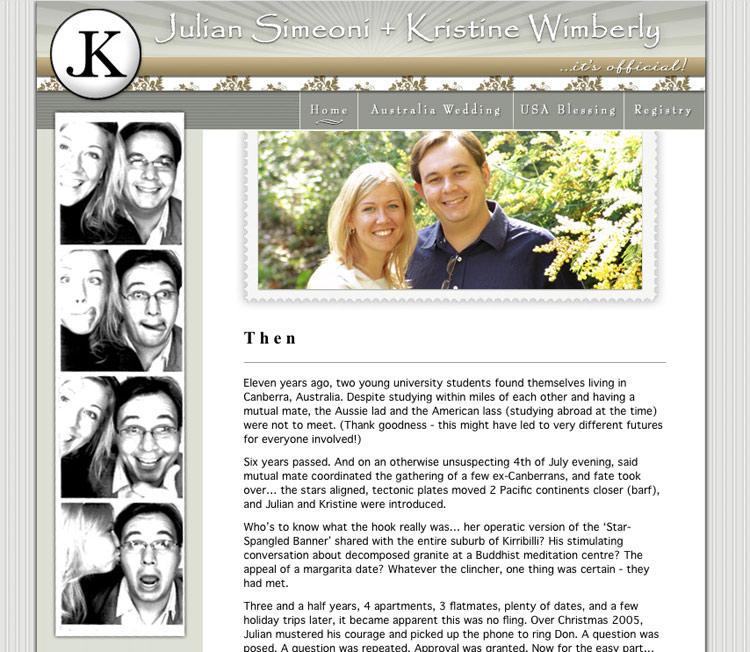 Wemberleoni Web Site