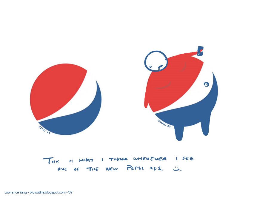 Pepsi Logo Reality