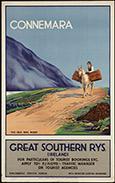 Connemara Travel poster