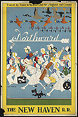New Haven Travel poster